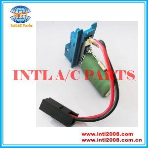Blower resistor para opel vectra b/peugeot 607 1. 6i 1. 8i 2. 2i 3. 0 16v 1996-2006 aquecedor 1845792 6528180 655299k 90568693
