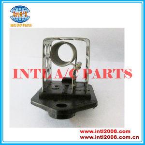 Aquecedor do motor do ventilador resistor para peugeot 206 307 1. 1i 1. 4i 1. 6i 1. 9 d 2. 0 idh s16 1998-2015 9641212480