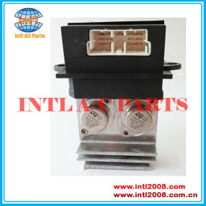 Motor de ventilador resistor 7702206221/7701033535 apto para renault r19/r21