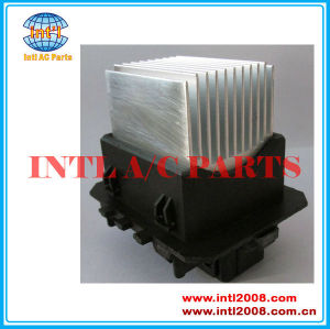 Renault megane c5 citroen peugeot 207/208 ventilador aquecedor motor resistor 7701209850 509961 644 1. af 6441af 644 1. 6441aa aa
