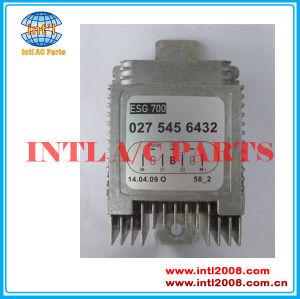 Usado para mercedes benz mb aquecedor ventilador resistor w01331600939 0275456432 027-545-64-32