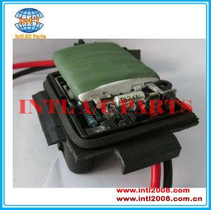Valeo 042 pa66 aquecedor para renault megane scenic 1. 4i 1. 6i 2. 0i 1.9 d 16v 1997-1999 ventilador do ventilador do motor resistor 7701046943 515084