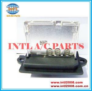 Aquecedor para nissan micra k12/nota e11/versa/tiida/cubo 1.2 16v 1.5 dci 03 resistor 27150ax115 27150ed000 27150eda00a ja18104p1688