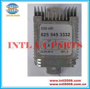 Ajustes para mercedes benz mb aquecedor ventilador resistor 0255453332 a025-545-33-32 025-545-33-32
