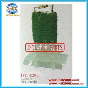 Carro ventilador resistor para saab vectra c/mk2 opel signum vectr blower resistor 2002-2008 1845752 90535076 1845781 9180020 9180020n