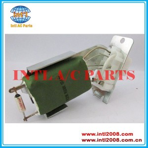 90228759 1845785 90228759 18 45 785 aquecedor ventilador de motor regulador de resistor para opel astra/calibra/vectra/vauxhall