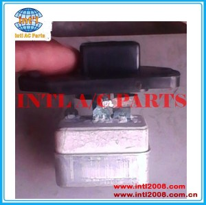 aquecedor do motor do ventilador do ventilador resistor para toyota coaster ônibus ac reostato para toyota coaster ônibus resistor