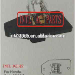 Um/c aquecedor ventilador de motor resistor mt0634 para honda civic 88 16v motor do ventilador do ventilador resistor rheostat