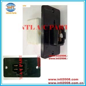 Aquecedor do motor do ventilador do ventilador resistor para mitsubishi minicab van/novo varica/l100/toyota coaster ônibus ac rheostat