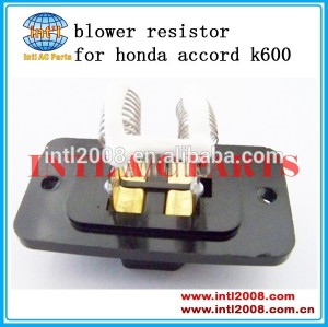 Resistor ar condicionado reostato ventilador do ventilador do motor para honda accord k600 15*10*10cm tamanho