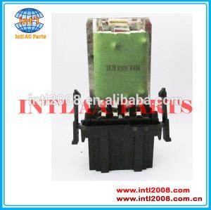 Aquecedor do motor do ventilador do ventilador resistor 1h0959263 34359804833 para seat arosa 1.0/1.4/1.7 sdi