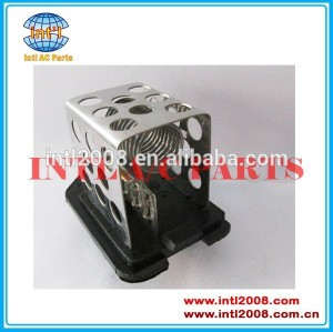 Regulador do ventilador resistor para citroen e peugeot c4 307 206 2.0 gasolina 01-05 radiador ventilador ventilador resistor 9641212480