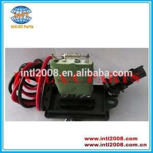Ventilador resistor para renault scenic ii/grand scenic ii 04-09 aquecedor ventilador resistor 7701207876/509638