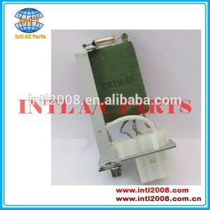 Oe# 90230931 1845784 para opel chevrolet omega 93-98 aquecedor do motor do ventilador do ventilador regulador resistor