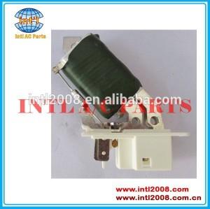 motor do ventilador do ventilador controle resistor regulador do ventilador para opel astra 1845791 90383817 1845789 1845790 4758272