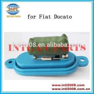 Regulador para fiat ducato 94- 06 verdadeiro novo aquecedor motor resistor 1306600080 1.019.301.0.0