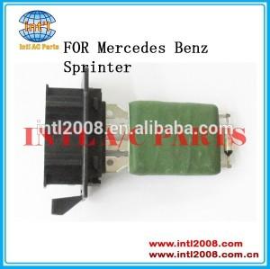 Aplicar para mercedes- benz sprinter w901-905 novo aquecedor resistor. 0018216760