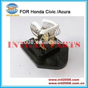 China fornecedor Heater Blower Motor Resistor para Honda Civic CRX II 92-98 79330SR3A01