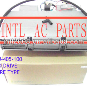 FORMULA 405 AC Evaporator Unit BEU-405-100 FlareType RHD (right hand drive) BUS 403*312*325mm Verdampfer Evaporador