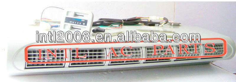 Fórmula 226 evaporador ac unidade beu-226-100 s- ringtype lhd 805*705*365mm fórmula micro- ônibus unidade de evaporação