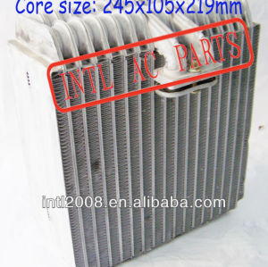 ac Evaporator Core Car Aircon Evaporator Coil For Toyota 4Y-R12 air conditioning A/C AC EVAPORATOR Core (Body) 245x105x219mm