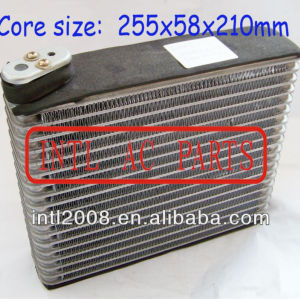 ac Evaporator Core Car Aircon Evaporator Coil For Toyota Stream air conditioning A/C AC EVAPORATOR Core (Body) 255x58x210mm