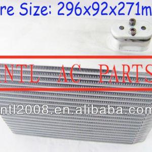 Carro ac ar condicionado evaporador bobina de núcleo de toyota land cruiser lexus lx470 ar condicionado uma/núcleo do evaporador ac corpo 8850160190