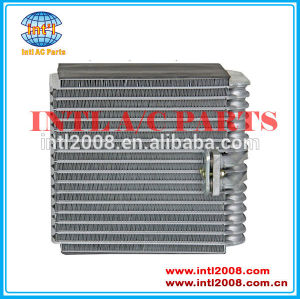 auto AC Evaporator for Toyota 4Y air con evaporator R134a with size 245*105*219mm