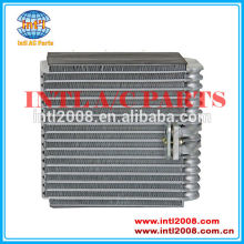 Ac auto evaporador para toyota 4y con air evaporador r134a com tamanho 245*105*219mm