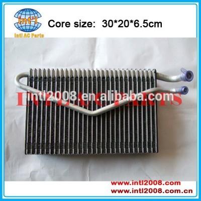 Automotive kit AC evaporador núcleo tamanho 300 * 200 * 65 mm unidade para Mercedes Benz caminhão evaporador