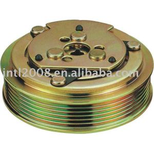 auto compressor clutch for sanden507 with 6PK 123mm