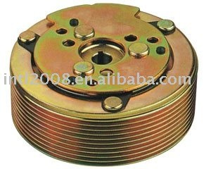 auto ac clutch for sanden 508 with 10pk 123mm