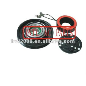 auto air conditioning ac compressor clutch pulley for Toyota VIOS 10S11C 4PK 147mm 12V