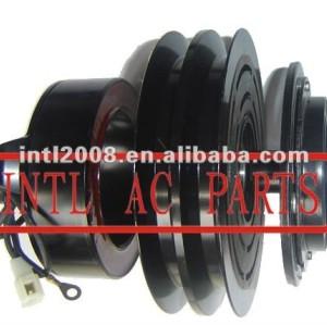 auto a/c compressor clutch for Toyota Coaster 12V 2B 167mm toyota air conditioning