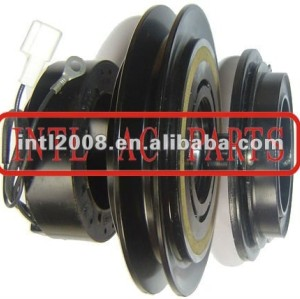auto air conditioning ac compressor clutch pulley for 10PA17C 12V 1A 137.5mm
