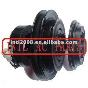 auto air conditioning ac compressor clutch pulley for 10P20C IVECO 12V 1A 142.7mm