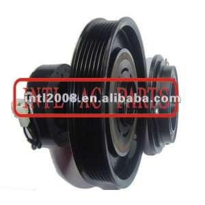 auto a/c compressor clutch for 10PA17C HONDA Accord 12V 6PK 166.6/160mm