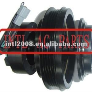 auto a/c compressor clutch for 10PA15C HYUNDAI DIGGING/EXCAVATOR 24V 4PK 135/127.5mm