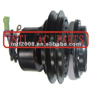 auto air conditioning ac compressor clutch pulley for 10P15C 12V 1A 142.5mm