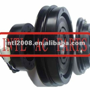 auto air conditioning ac compressor clutch pulley for 10PA17C Excavator 12V 1A 146mm