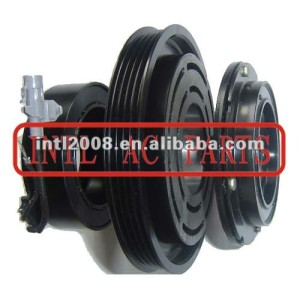 auto a/c compressor clutch for denso air conditioning 10PA17C Excavator 12V 4PK 135/130mm