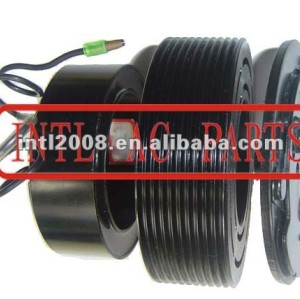 auto a/c compressor clutch pulley for SD508 12V 10PK 123mm