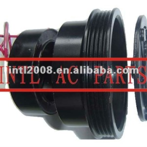 auto air conditioning ac compressor clutch pulley for 7H15 12V 4PK 125mm