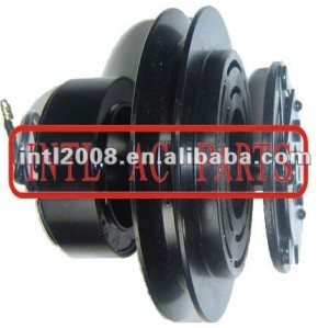 auto air conditioning ac compressor clutch pulley for 7H15 12V 1B 146mm