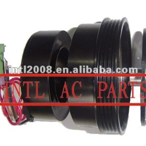 auto a/c compressor clutch pulley for 7V16 12V 4PK 123/119mm
