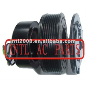 auto a/c compressor clutch pulley for 5H14 12V 7PK 122.6/119mm