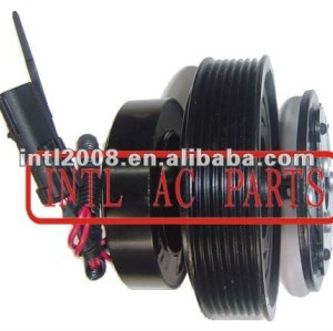 auto air conditioning ac compressor clutch pulley for 7V16 12V 7PK 133/130mm