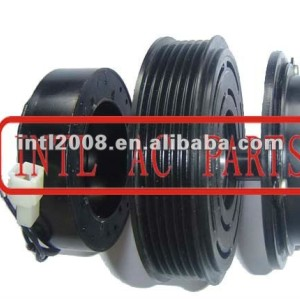 auto a/c compressor clutch for 10PA17C 12V 6PK 120/115mm