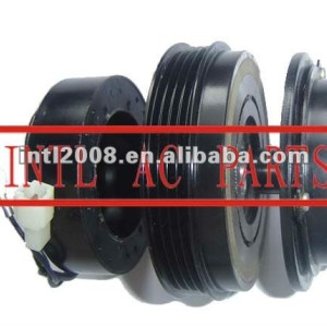 auto air conditioning ac compressor clutch pulley for 10PA17C 12V 4PK 115/111mm
