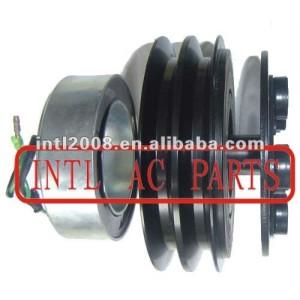 auto a/c compressor clutch for DKS320 Toyota bus 24V 2B 158mm